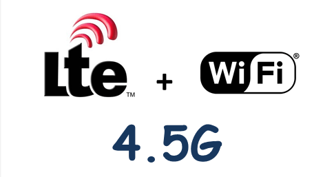 3 full Ericsson TMobile and Google increase focus on using unlicensed LTE labeled as  45G or LTE Unlicensed