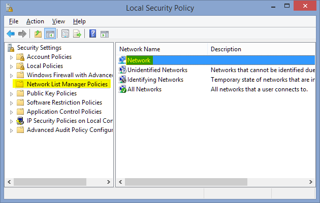 1 full How to change a networks name in Windows 8 or 10