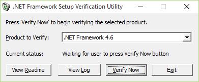 aaron stebners .net framework cleanup utility