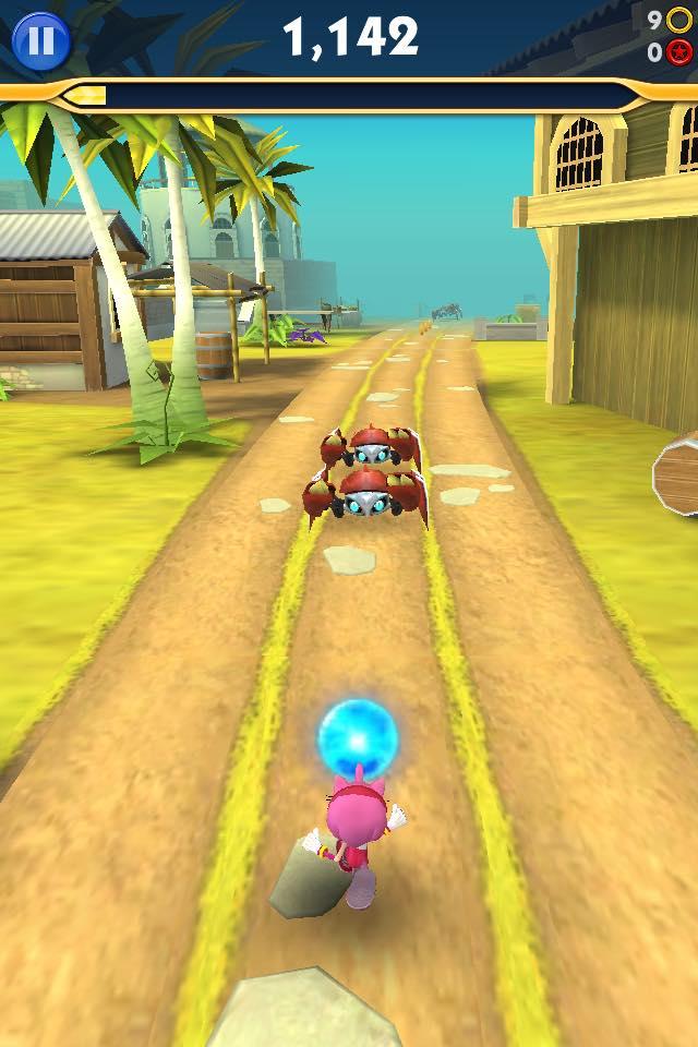 Game Review: Sonic Dash 2 - Sonic Boom by SEGA