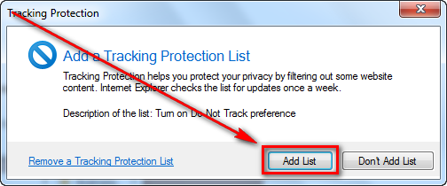 Do Not Track' Feature Explained and How to Enable It in