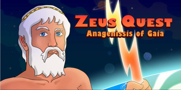1 large Greek mythology fans unite and help Zeus save the world in Zeus Quest Remastered