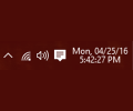 How to Display Seconds in the Taskbar Clock in Windows 10