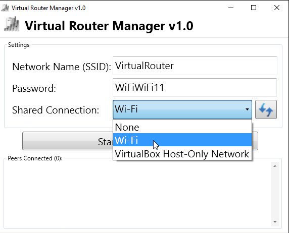 1 full How to Use Your LaptopPC as a WiFi Router in Windows 10