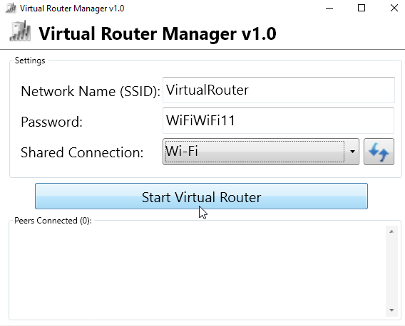 2 full How to Use Your LaptopPC as a WiFi Router in Windows 10