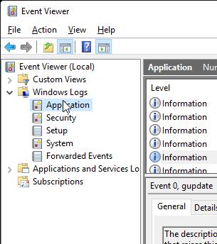 Chkdsk Log Location in Windows 7, 8, 10