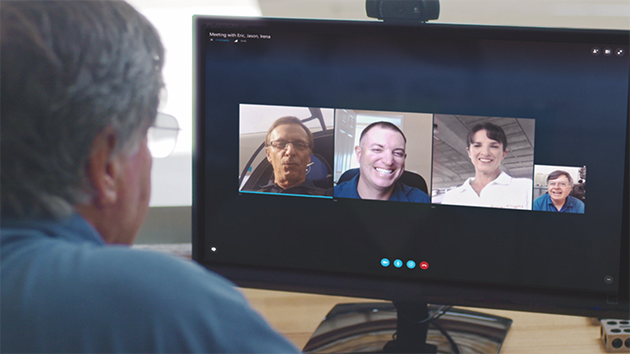 3 full Microsofts Skype Meetings Is Now Available