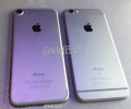 New Leaks Show iPhone 7 Next To iPhone 6S