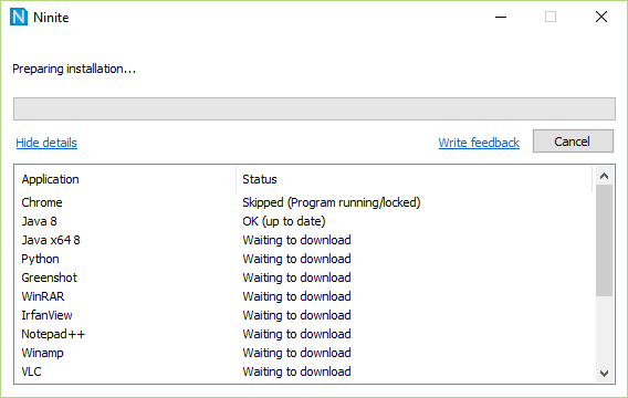 How to Install and Update Windows Programs Automatically