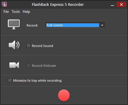 4 full The Top Free Screen Recording Software