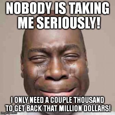 [Image - 510828]   Nigerian Scams   Know Your Meme  Craigslist Nigerian Scam Meme