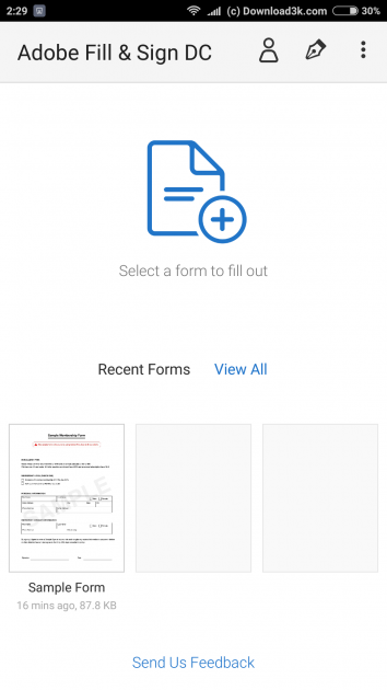 11 large How to add your signature on a PDF document using only your Android phone