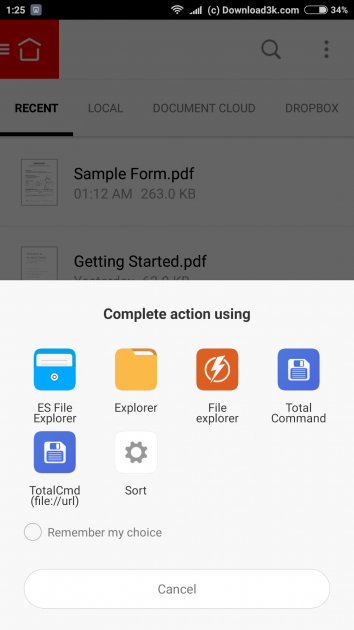 3 large How to add your signature on a PDF document using only your Android phone