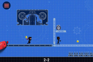 1 medium Game Review Help a designer escape from his blueprint in Eraser