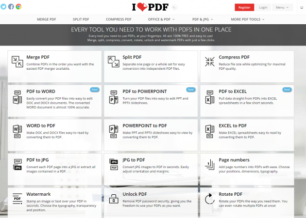 6 Free Online Services For Converting PDF Documents to Word