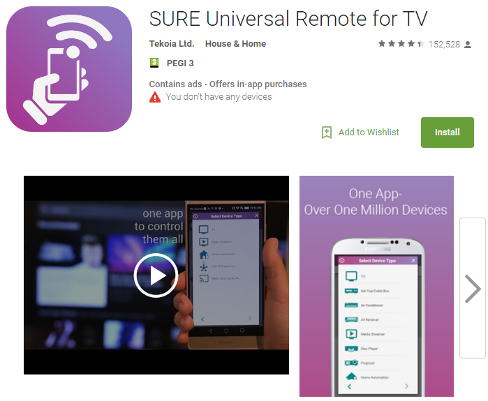 How to Transform Your Smartphone Into A Universal Remote Control