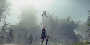 3 medium Game Review Androids fight for humanitys survival in Nier Automata