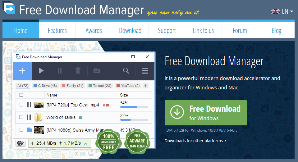Here Are The Best Download Accelerators For A Fast And