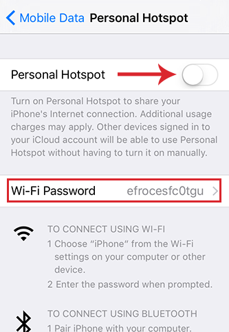 5 full How To Create A WiFi HotSpot In Windows 10 Android iOS and Windows Phone