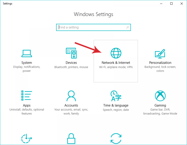 9 large How To Create A WiFi HotSpot In Windows 10 Android iOS and Windows Phone