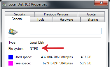 2 full How To Apply NTFS Compression To Save Disk Space