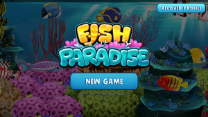 1 medium Game Review Create your own reef in Fish Paradise iOS Android