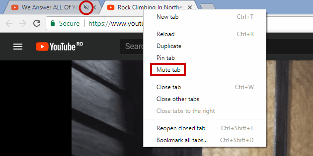 1 full How to mute audio in active or inactive tabs under Chrome Firefox Opera Edge Safari