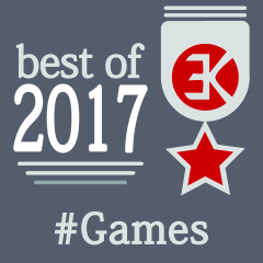 16 full The Best Games of 2017 for PC and Consoles