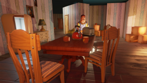 3 medium Game Review Sneak into a basement of secrets in Hello Neighbor Xbox One PC