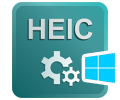 How to open HEIC files in Windows 10 (native support) or convert them to JPEG