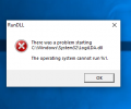 "Proper fix for ""There was a problem starting C:\Windows\System32\LogiLDA.dll"" error"