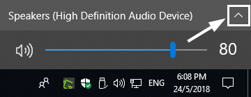 6 full How to assign applications to different sound outputs and inputs in Windows 10