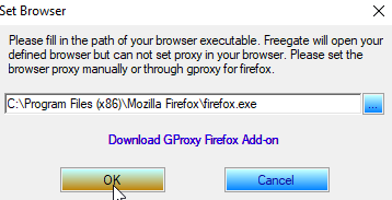 13 full How to Use Freegate in Chrome and Firefox