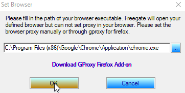 3 full How to Use Freegate in Chrome and Firefox
