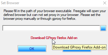 4 full How to Use Freegate in Chrome and Firefox