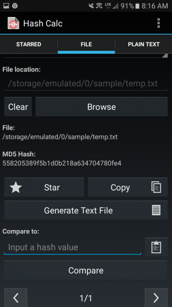 5 full How to Use Checksum in Android Best Apps for Verifying MD5 and SHA1 File Hashes