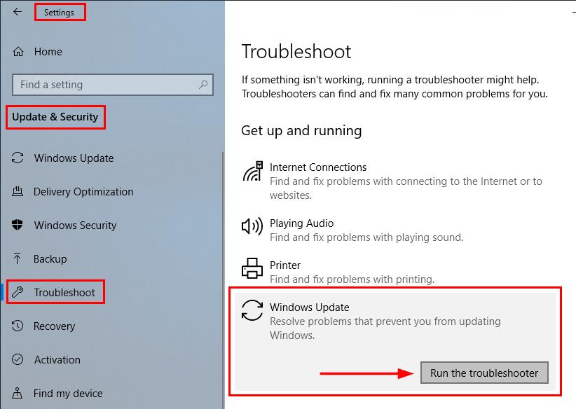 An easy fix to try when Windows 10 Update is stuck/frozen