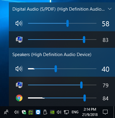 EarTrumpet review: A better alternative to the volume control app in