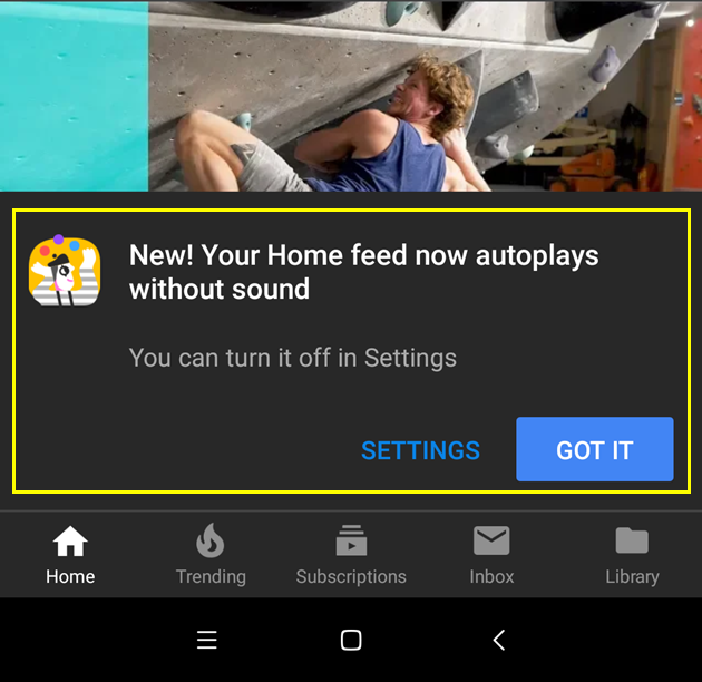 1 full How to turn off Autoplay on home tab feature or set it to WiFi only on YouTubes iOS  Android apps