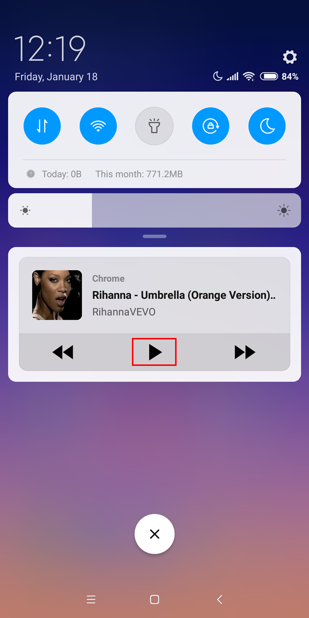How to loop a YouTube video (song) on Android, with the screen OFF or ON