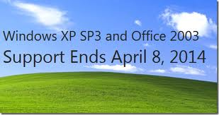 1 full Microsoft Officially Ends Support for Windows XP