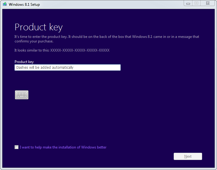 How To Download Windows 8 And 8 1 From Microsoft Using Your Existing License Key