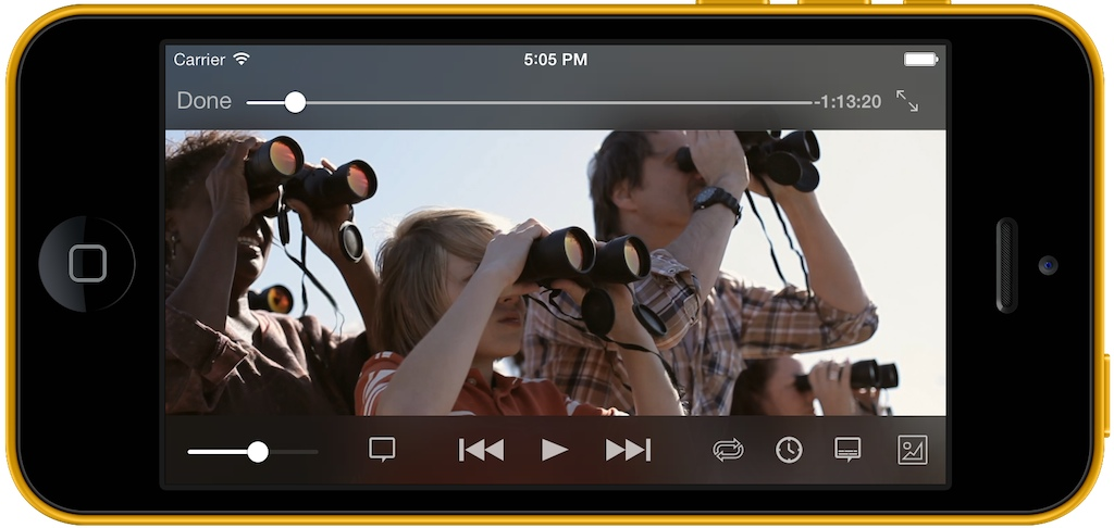 The Top 10 Media Players For Ios Replace The Stock Player With One