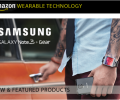 Amazon Launches Wearable Technology Web Store Department