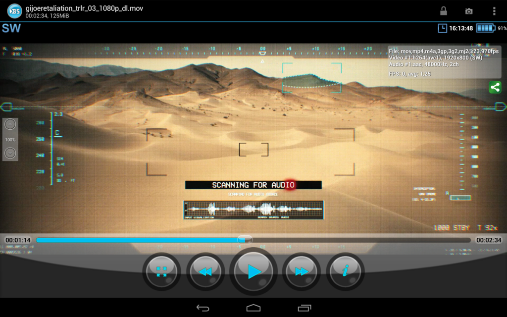 Reviewing The Best Android Media Players