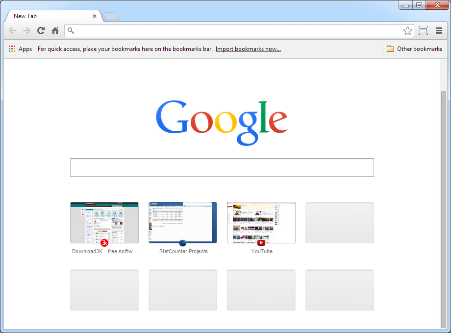how to change google chrome s new tab page to the old look