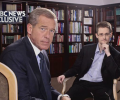Edward Snowden's First Interview to an American TV Channel