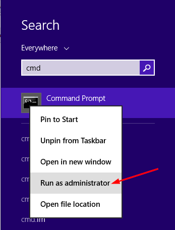 4 full What is an Elevated Command Prompt Several ways to open one in Windows 8 and 10