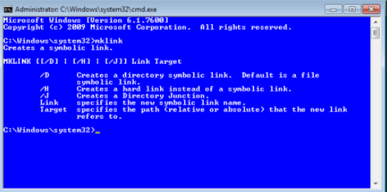 Mklink Explained Create Symbolic Links That Simplify File