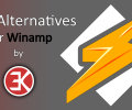The best freeware alternatives for Winamp, shut down by AOL on December 2013